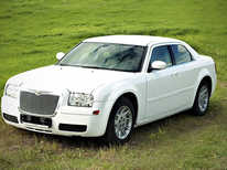 Chrysler · 300C White