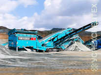 Powerscreen  · Chieftain 2100X