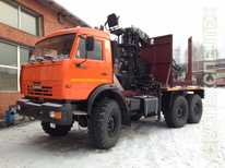 Камаз · 53228 Loglift125 S